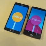 lg g4 vs samsung galaxy note 4 - vue 13