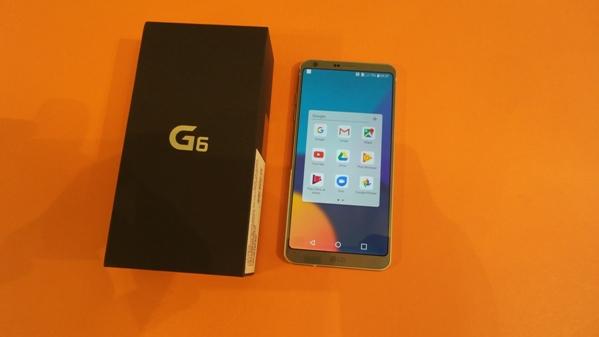 lg g6 - vue 12