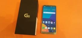 Test du LG G6 (LG-H870) : le premier smartphone Univision