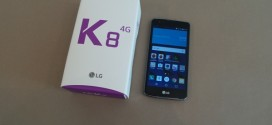 Test du LG K8 (LG-K350n) : un smartphone d'entrée de gamme intéressant