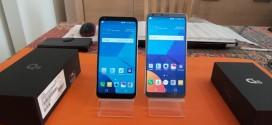 Comparatif LG Q6 vs LG G6 : les différences