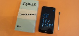 Test du LG Stylus 3 : un phablet plutôt stylé