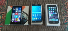 Test comparatif Lumia 930 vs Samsung Galaxy Alpha vs iPhone 6 : 3 smartphones, 3 OS