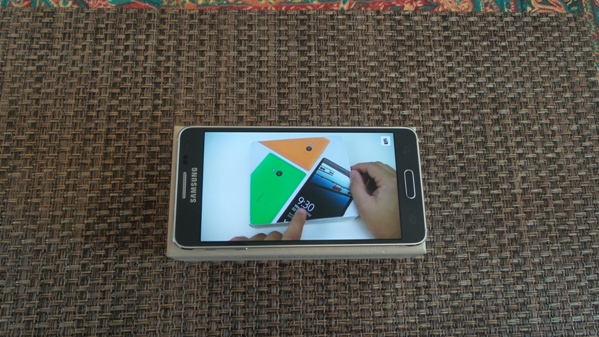 lumia 930 vs samsung galaxy alpha vs iphone 6 - vue 27