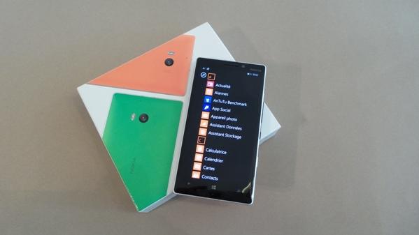 lumia 930 - vue 10