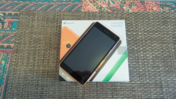 microsoft lumia 535 - vue 03