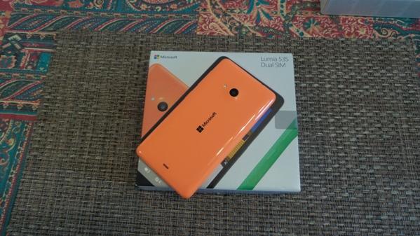 microsoft lumia 535 - vue 04