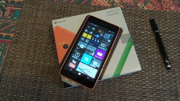microsoft lumia 535 - vue 09