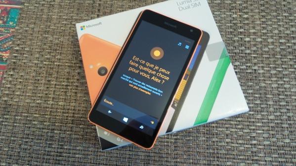microsoft lumia 535 - vue 12