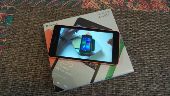 microsoft lumia 535 - vue 13