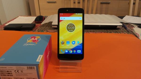 Test du Motorola Moto C Plus : un low cost long courrier