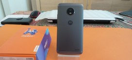 Test du Motorola Moto E4 (XT1762) : un bon premier smartphone