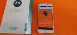 Test du Lenovo Moto Z Play : vous avez dit modulaire?