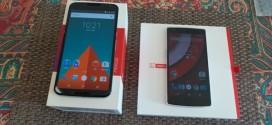 Test comparatif Nexus 6 vs OnePlus One : quelle est la meilleure affaire?
