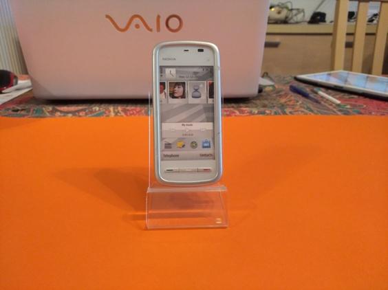 Retro-test express Nokia 5230 : voyage dans le temps