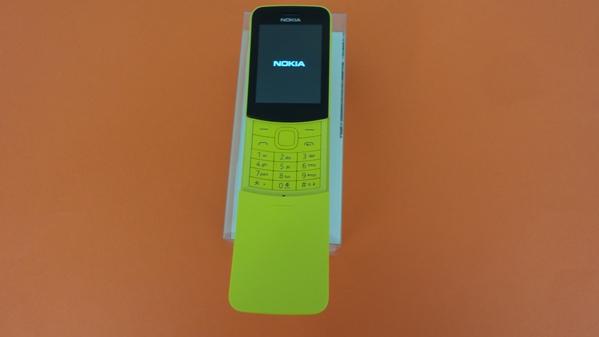 nokia 8110 - vue 10
