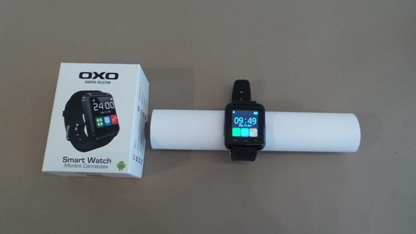 oxo smartwatch - vue 04