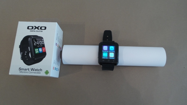oxo smartwatch - vue 05