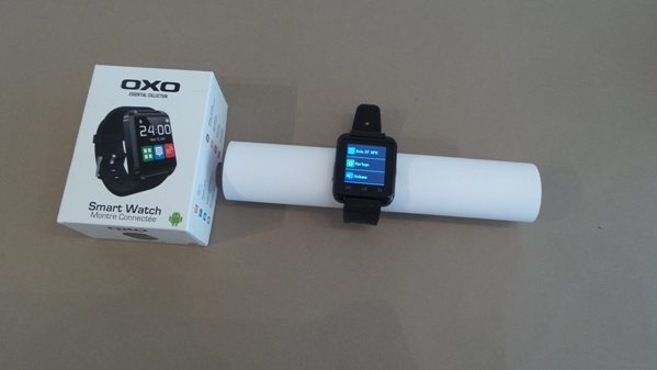 oxo smartwatch - vue 06