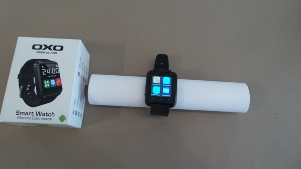 oxo smartwatch - vue 08