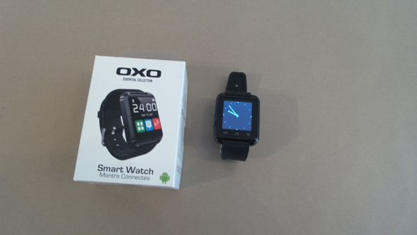 oxo smartwatch - vue 10