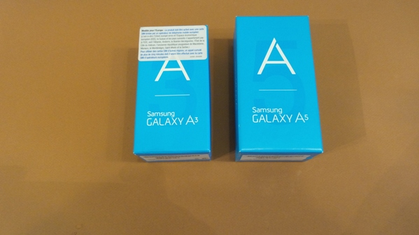 samsung galaxy a3 vs samsung galaxy a5 - vue 03