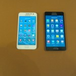 samsung galaxy a3 vs samsung galaxy a5 - vue 10