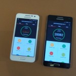 samsung galaxy a3 vs samsung galaxy a5 - vue 12