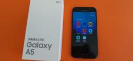 Test du Samsung Galaxy A5 2017 (SM-A520F) : que reste-t-il au Galaxy S7?