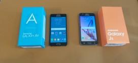 Test comparatif Samsung Galaxy A5 vs Samsung Galaxy J5 : duel fratricide
