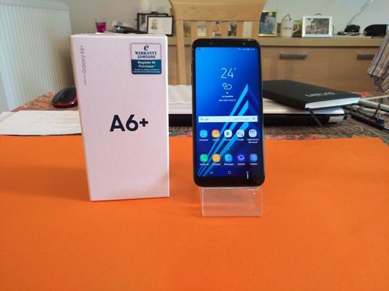 Test du Samsung Galaxy A6+ : la gamme A s'agrandit
