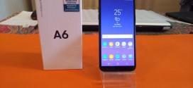 Test du Samsung Galaxy A6 : un «J» qui se prend pour un «A»