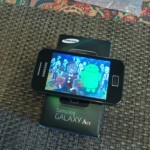 samsung galaxy ace - vue 13