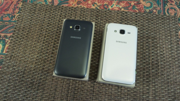 samsung galaxy core prime vs galaxy core prime ve - vue 06