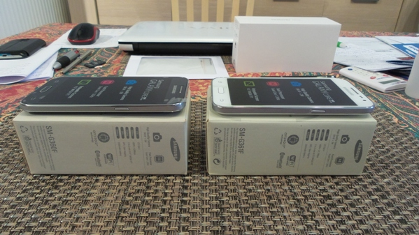samsung galaxy core prime vs galaxy core prime ve - vue 07