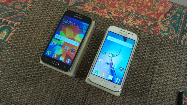samsung galaxy core prime vs  galaxy core prime ve - vue 08