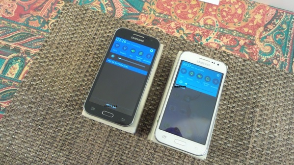 samsung galaxy core prime vs galaxy core prime ve - vue 13