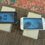 samsung galaxy core prime vs galaxy core prime ve - vue 15