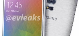 Samsung Galaxy F : une première image