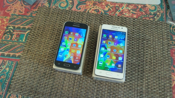 samsung galaxy grand prime vs galaxy core prime - vue 11