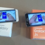 samsung galaxy j3(6) vs galaxy j5 - vue 12