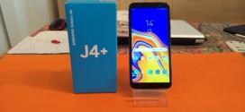 Test du Samsung Galaxy J4+ (2018) : le petit frère