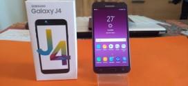 Test du Samsung Galaxy J4 : un smartphone qui remplit son contrat