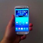 Test du Samsung Galaxy S III (GT-I9300)