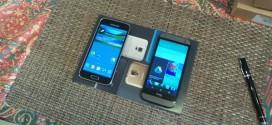 Test comparatif Samsung Galaxy S5 Mini vs HTC One Mini 2 : plutôt plastique ou plutôt métal?
