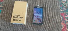Test du Samsung Galaxy S5 Neo (SM-G903F) : lifting intérieur