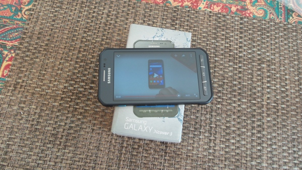 samsung galaxy xcover 3 - vue 15