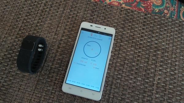 smart bracelet tw64 - vue 12