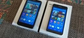 Test comparatif Sony Xperia E4 vs Xperia E4g : lequel choisir?