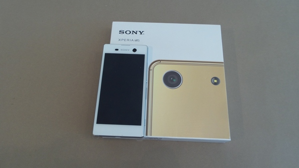 sony xperia m5 - vue 04
